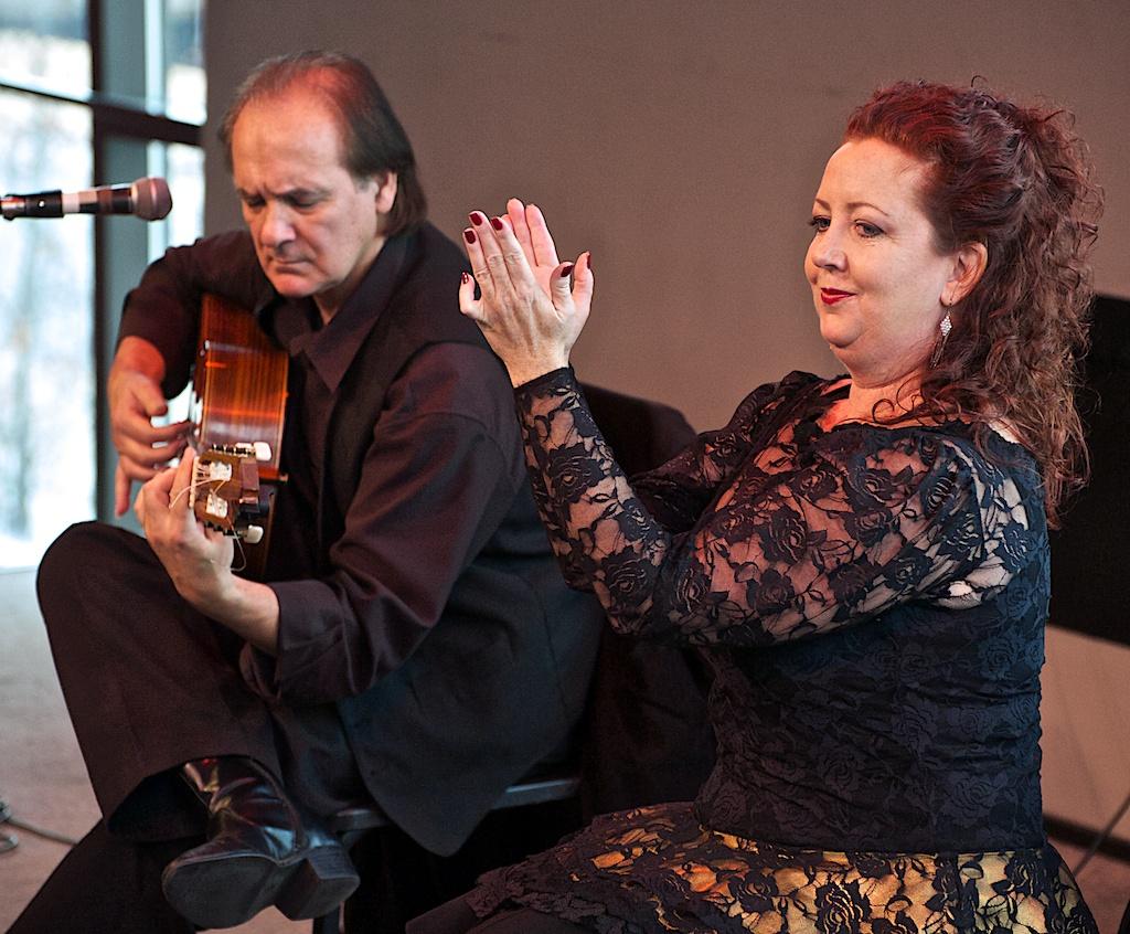 Roger & Valeria Scannura - Ritmo Flamenco - York University - Toronto
