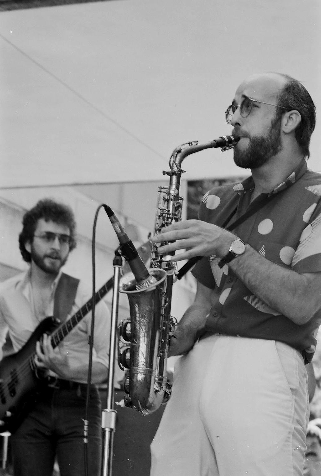 Denny Goodhew and Chuck Deardorf
