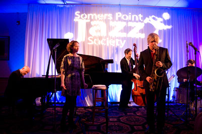 Cape Bank Jazz @ The Point 2012