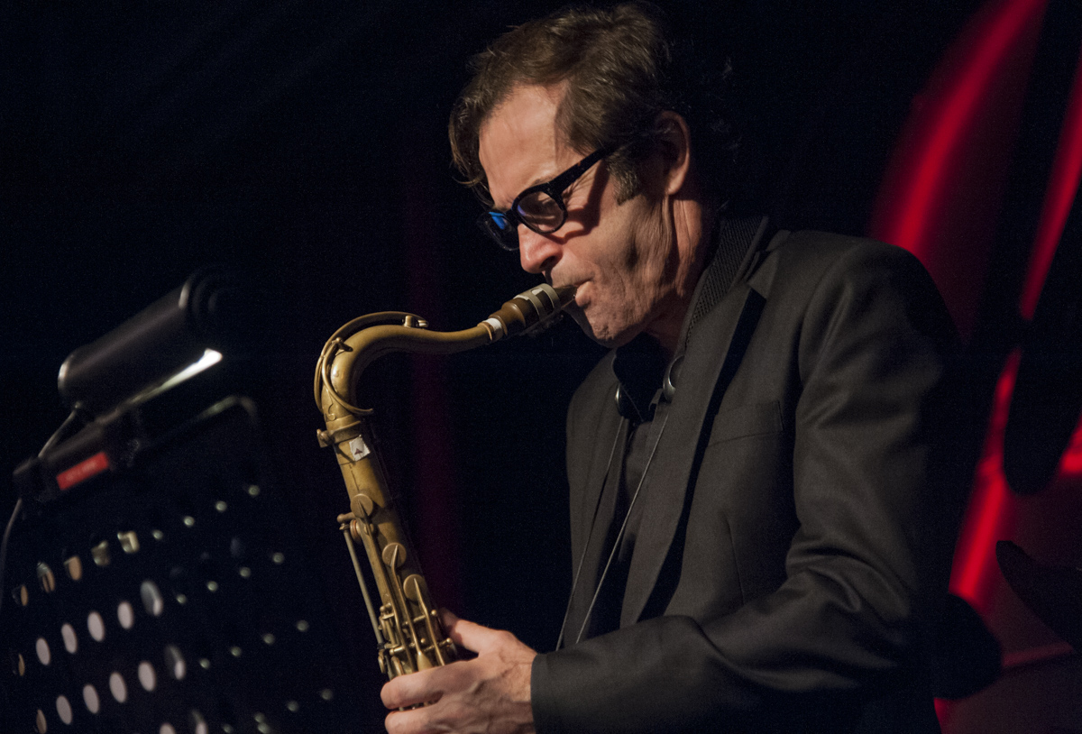 """Perry White - Dave Young's CD Release """"One Way Up"""" - Jazz Bistro - Toronto"""