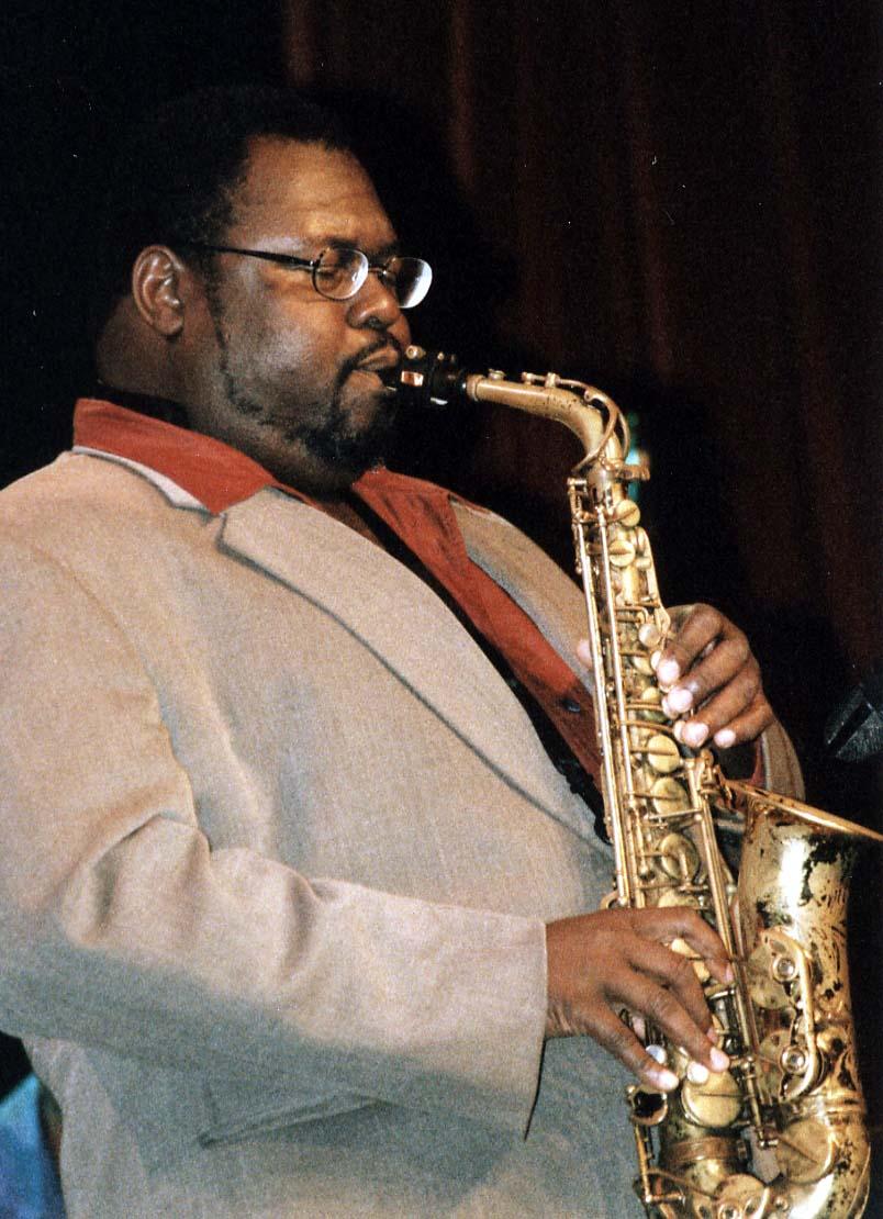 Sherman Irby, Guinness Cork Jazz Festival Oct 1999