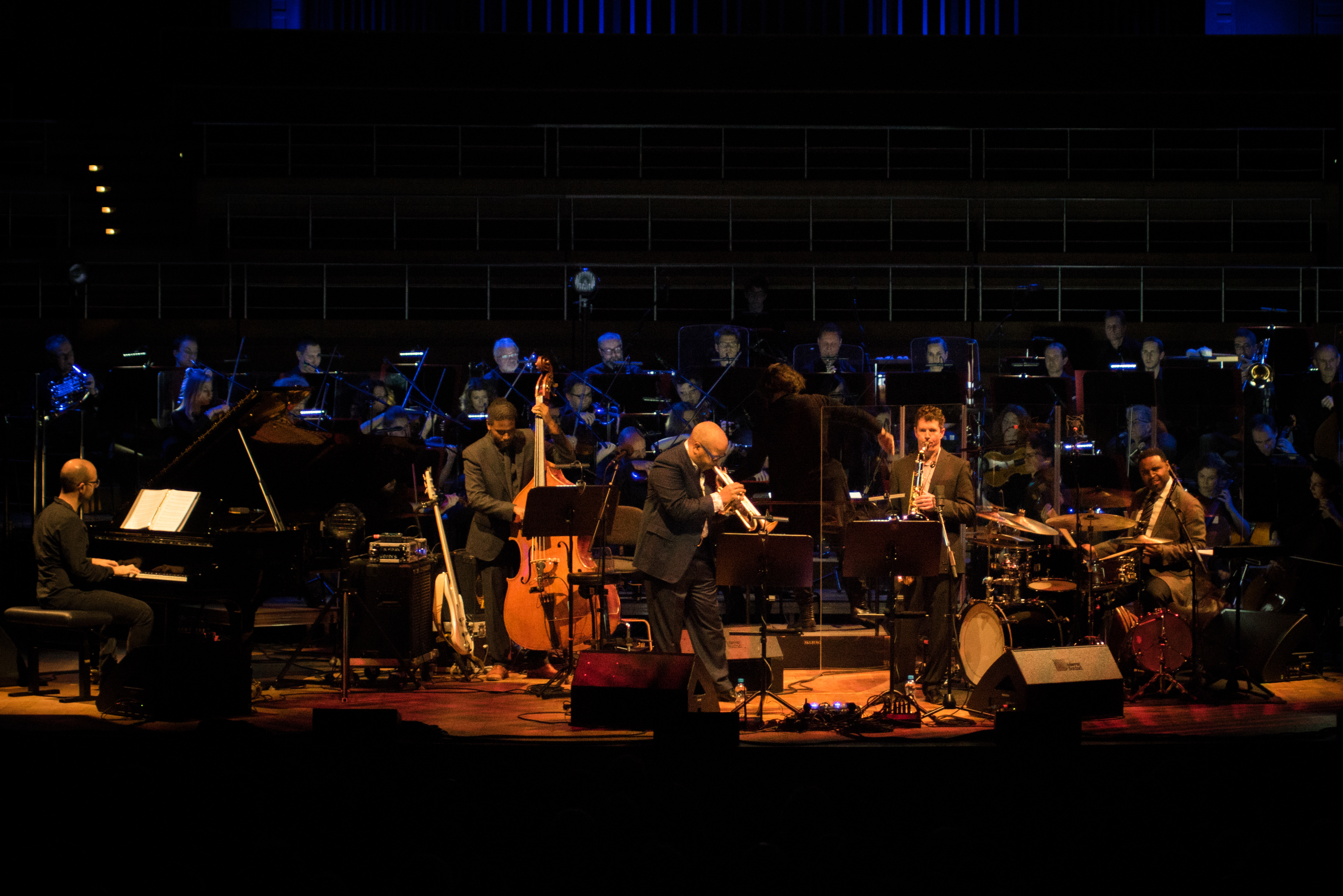 Terence Blanchard & NFM Symphony Wroclaw