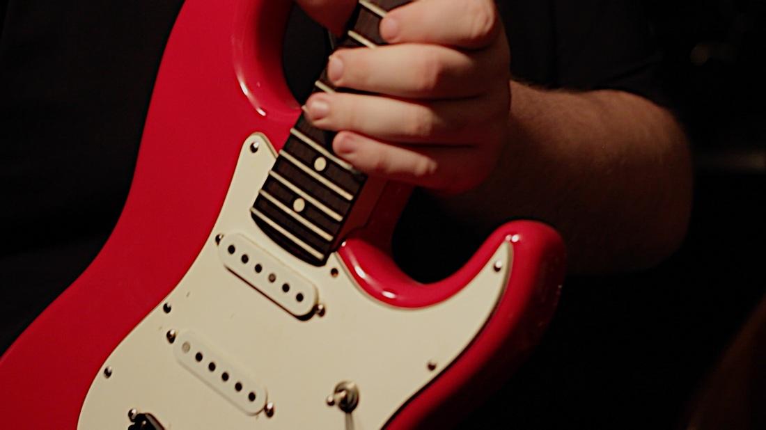 Chris Blackwell - Guitar (the Rocktronix)
