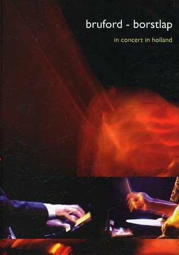 Bruford | Borstlap In Concert In Holland Dvd Cover