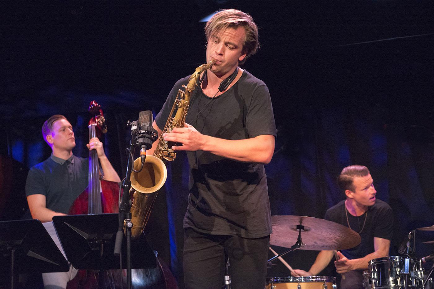 Marius Neset, 2018 Td Ottawa Jazz Festival
