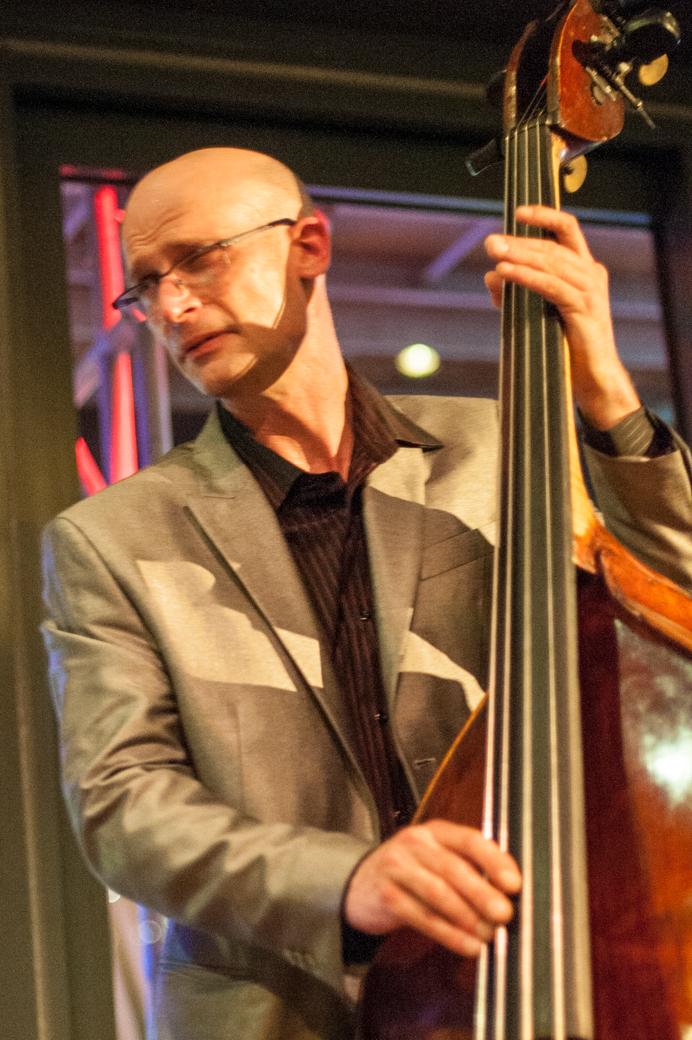 Alex bellegarde at balmoral at the montreal international jazz festival 2013