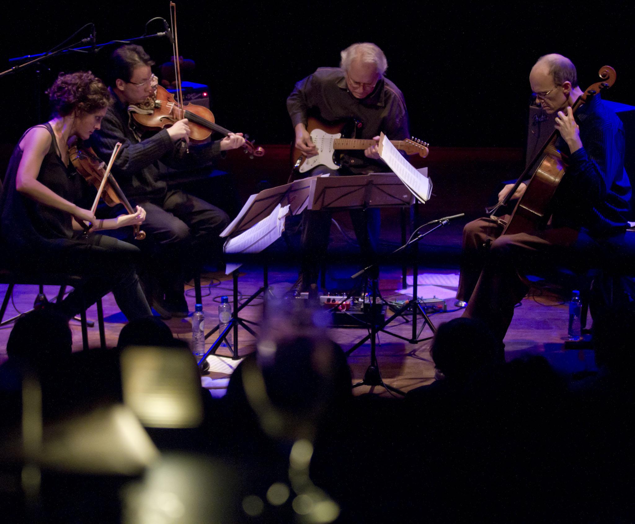 Bill Frisell 858 Quartet