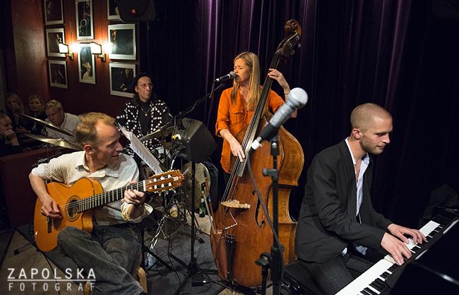 Jacob Fischer, Kristin Korb, Magnus Hjorth & Afonso Correa
