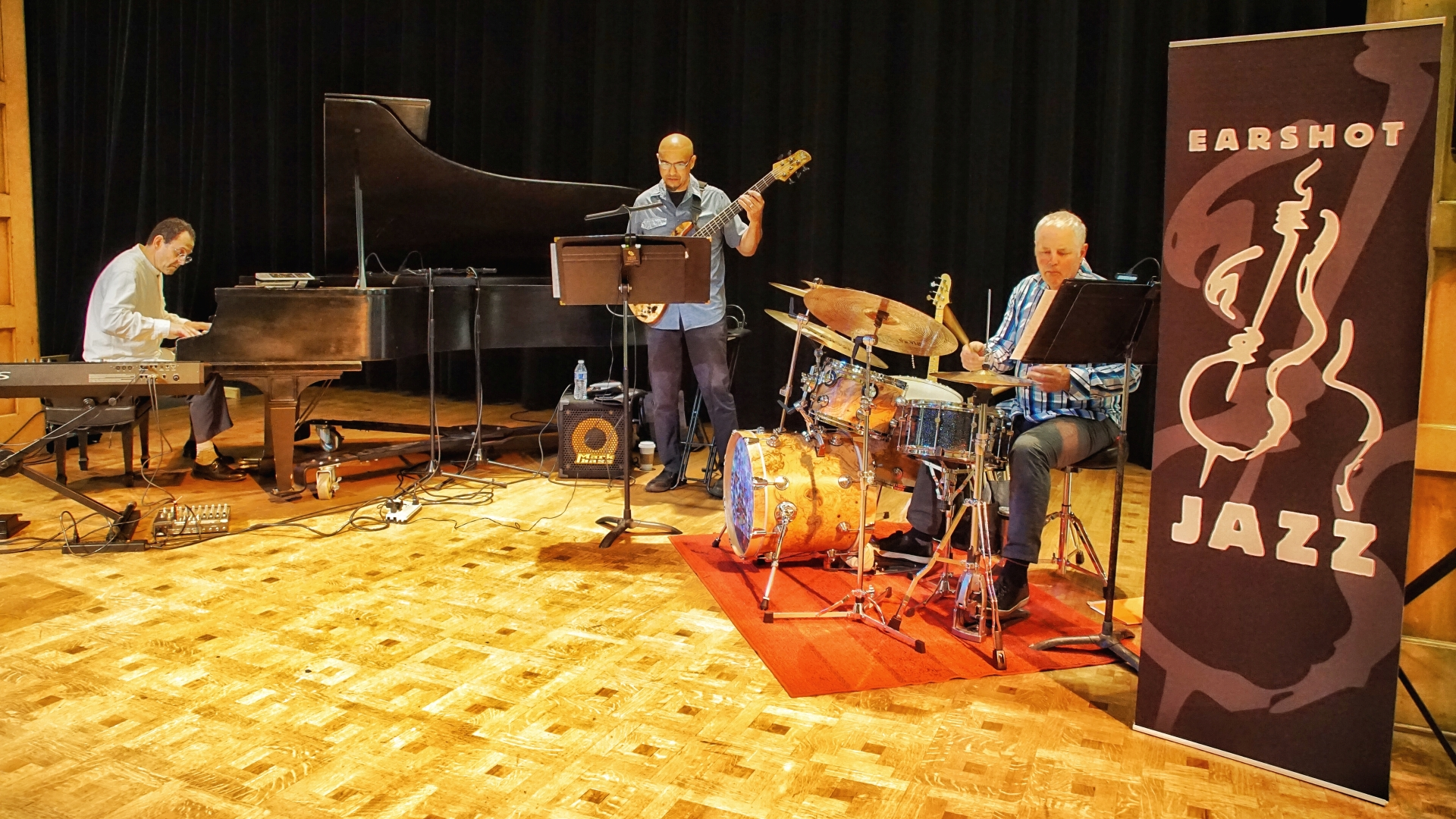 FrancescoJAZZ Trio at Chapel Performance Space
