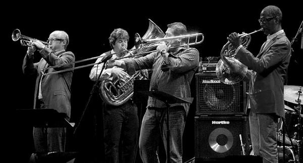 Dave Douglas & Brass Ecstasy / San Sebastian Jazzaldia 2009
