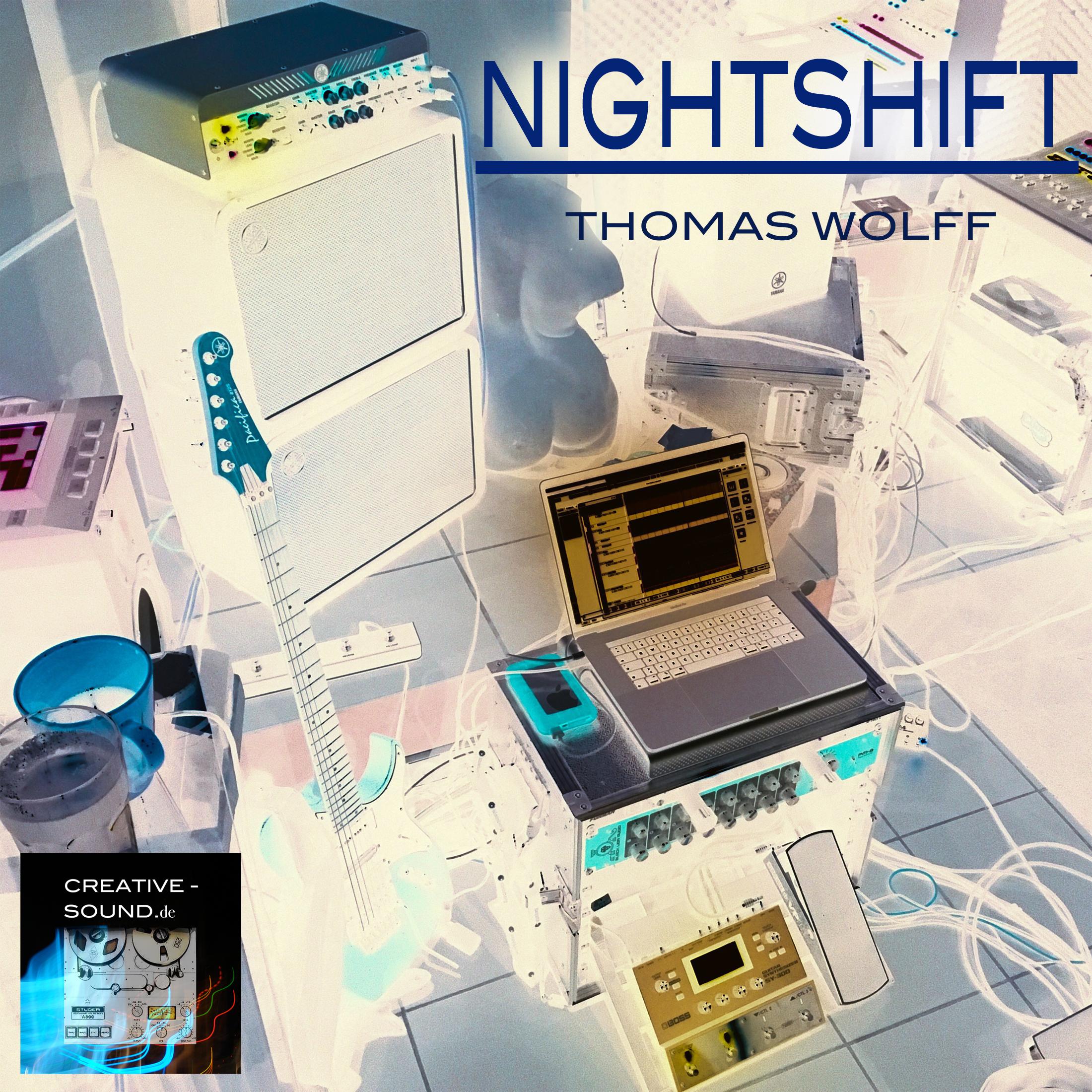NIGHTSHIFT by Thomas Wolff - Album