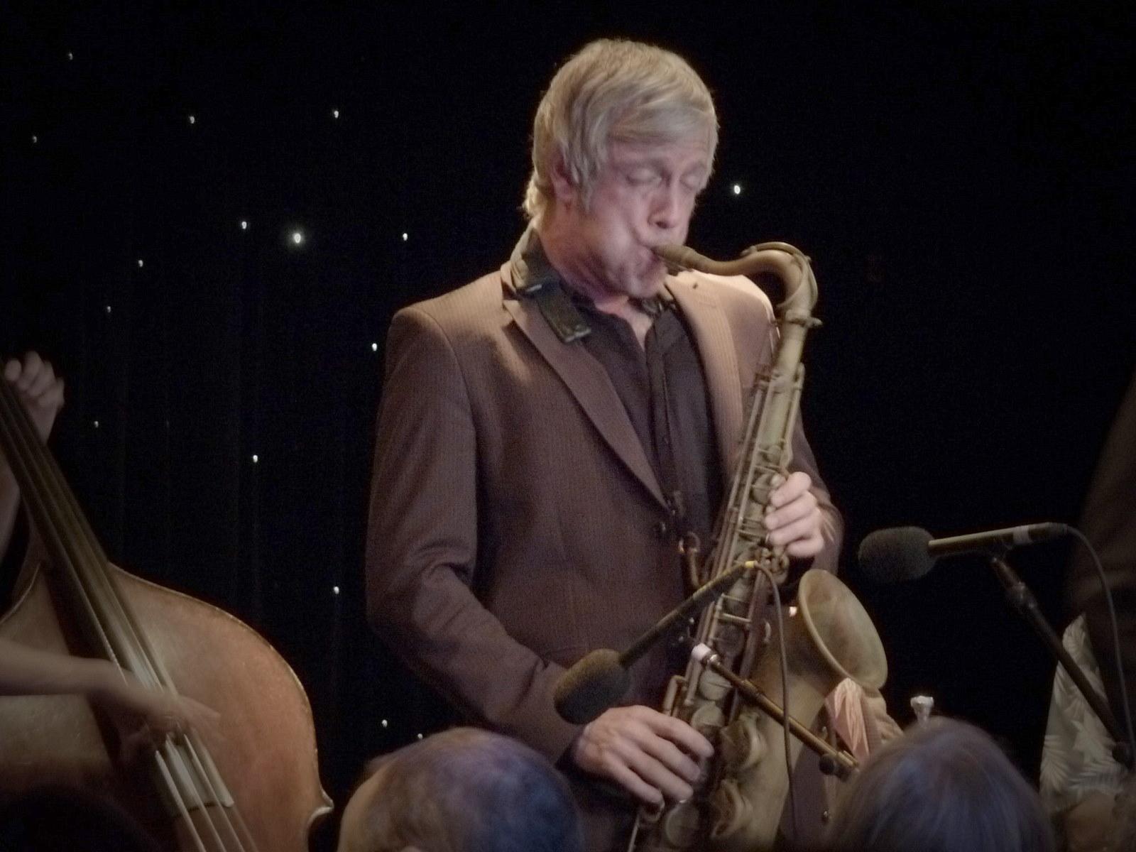 Grant Stewart Saxophone