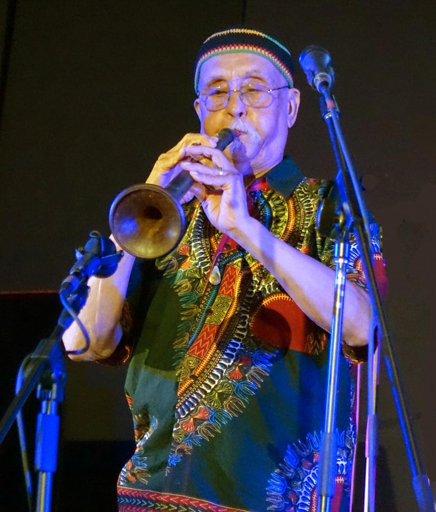 Bill Cole at Vision Festival 21