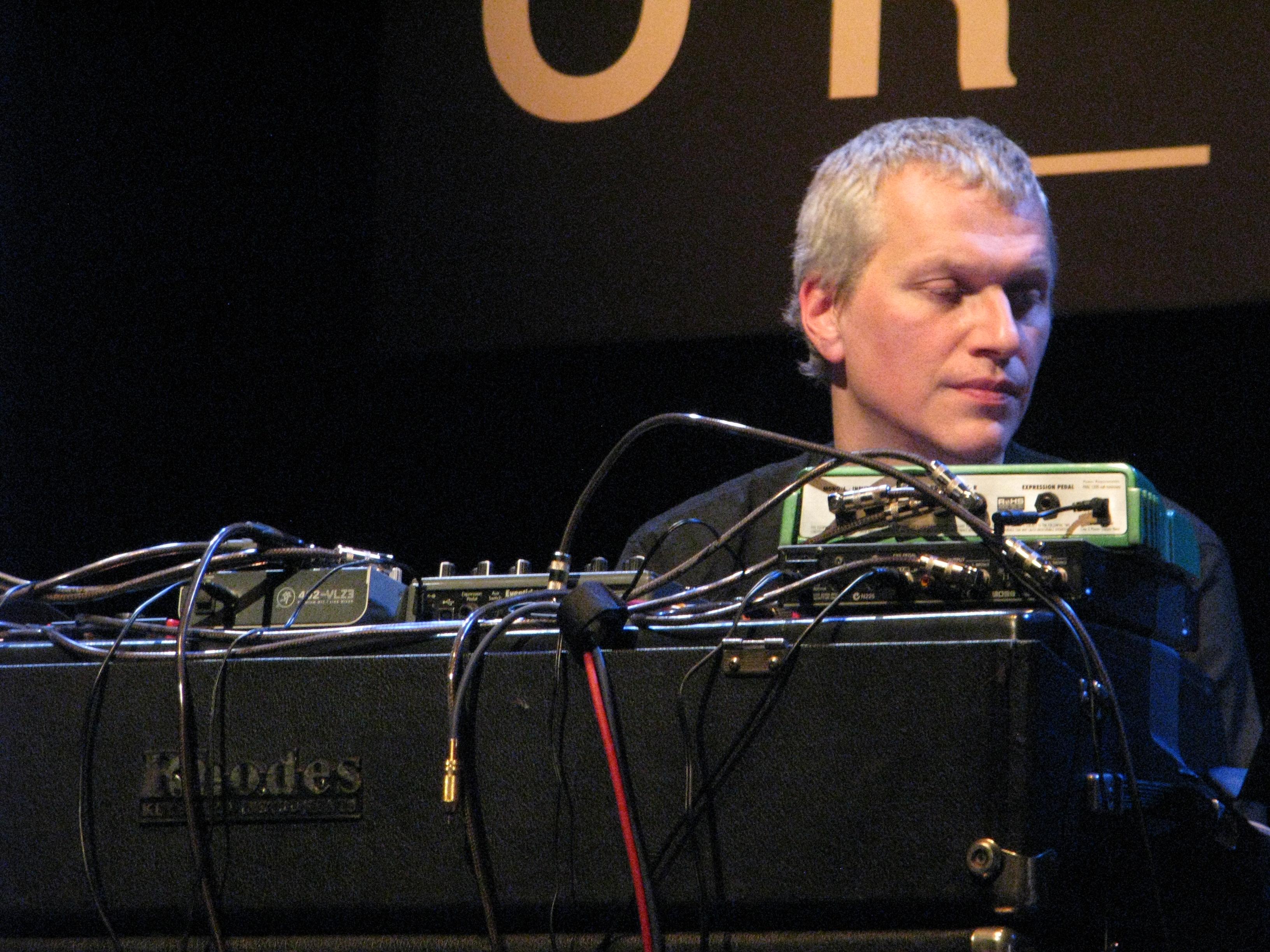 Jozef Dumoulin Jazzdor Strasbourg 2014