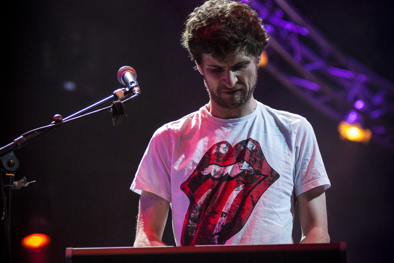 Michael League (Snarky Puppy)