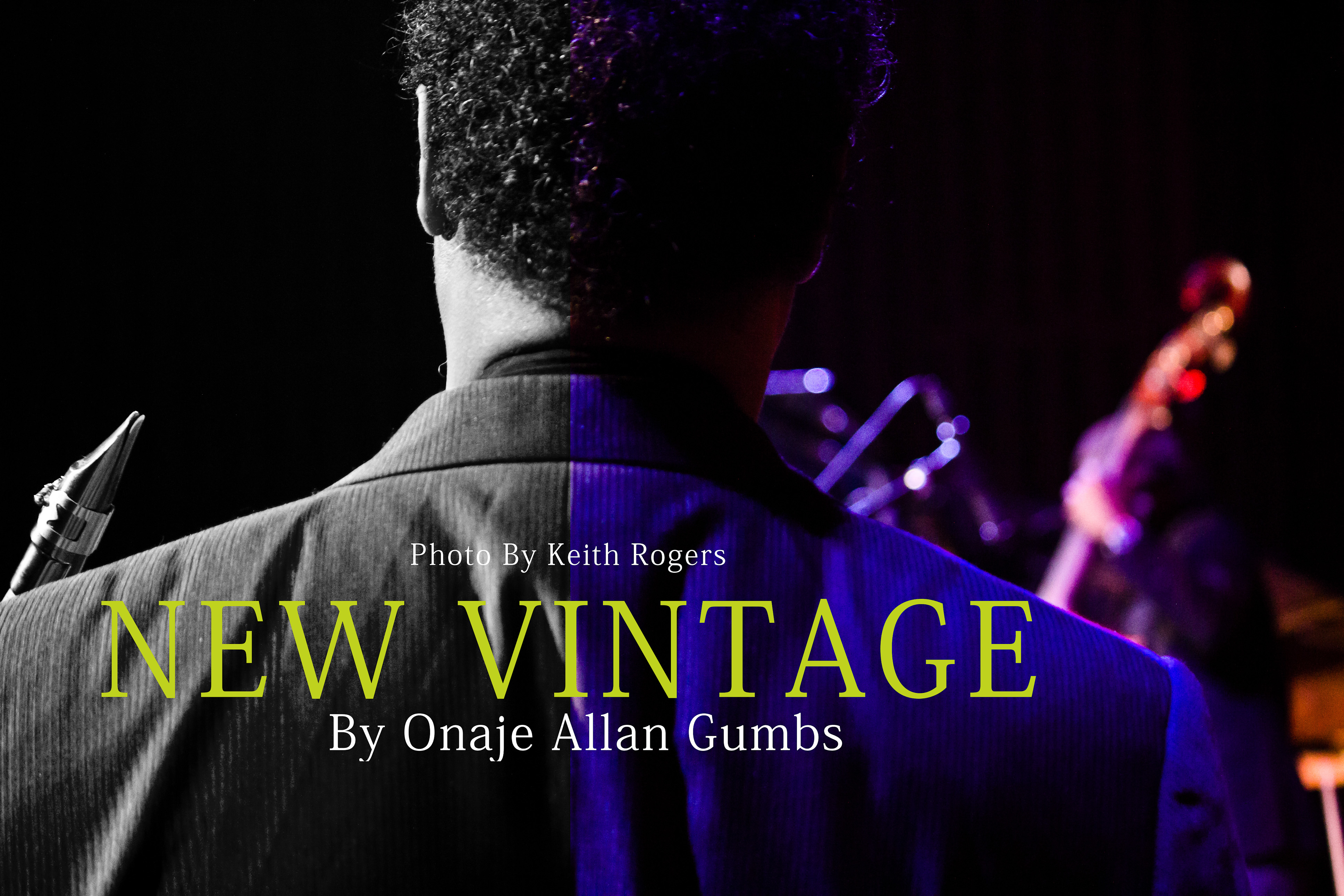 Onaje Allan Gumbs New Vintage 2.28.13