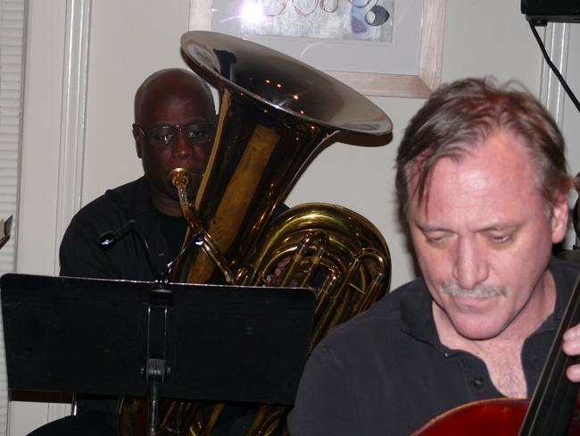 Joe Daley & Tomas Ulrich