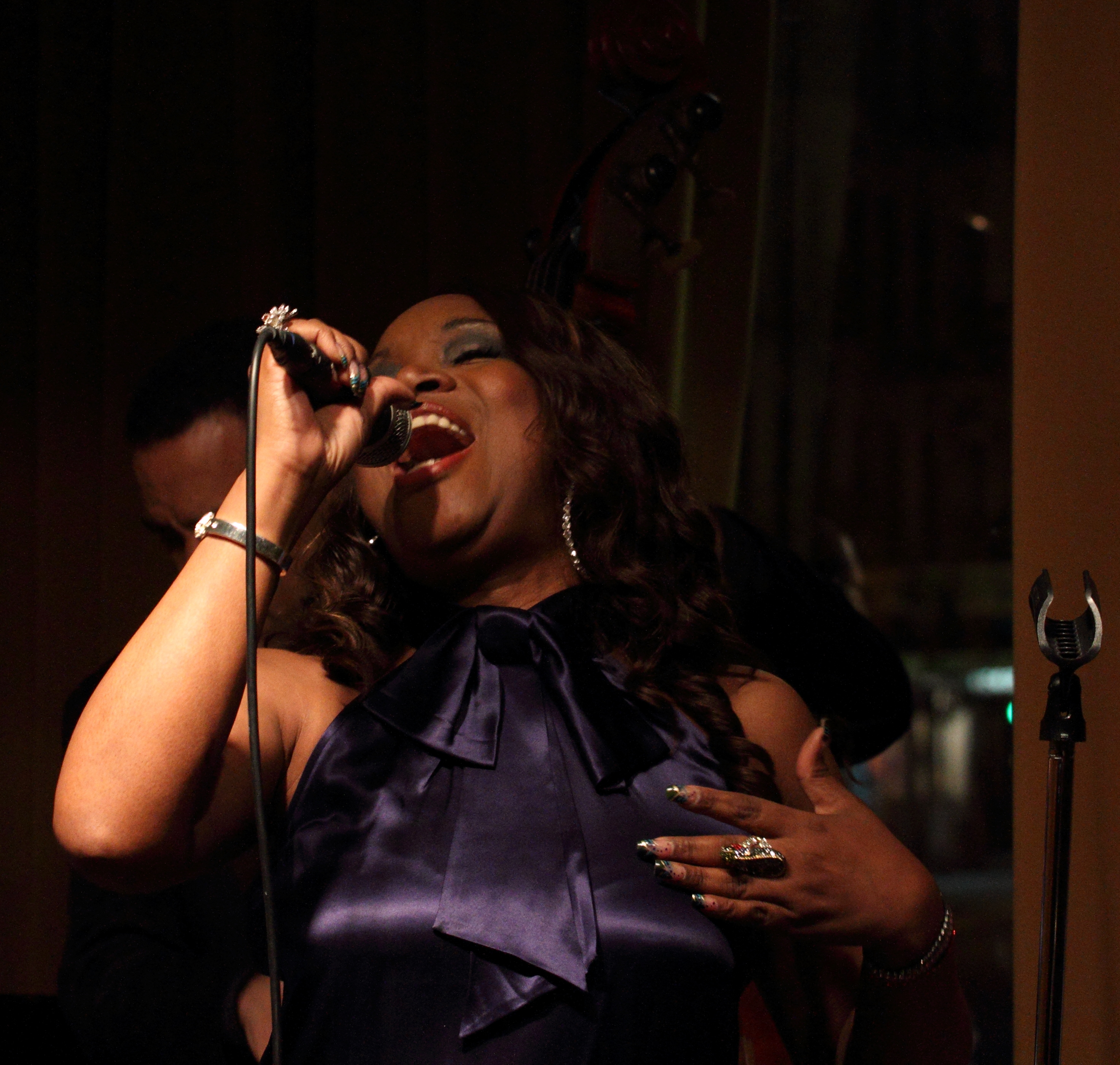 Lynette Washington at Creole Jazz & Supper Club