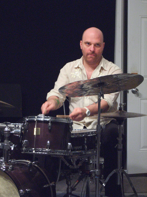 David King with Buffalo Collision - Center for Improvisational Music 2007