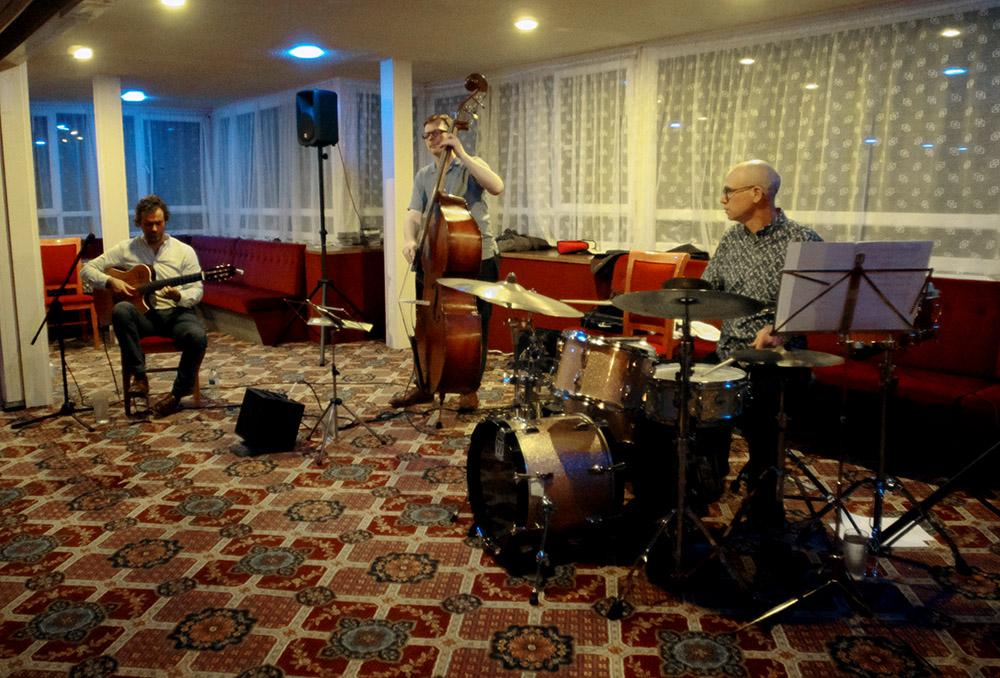 Paul Richards Trio