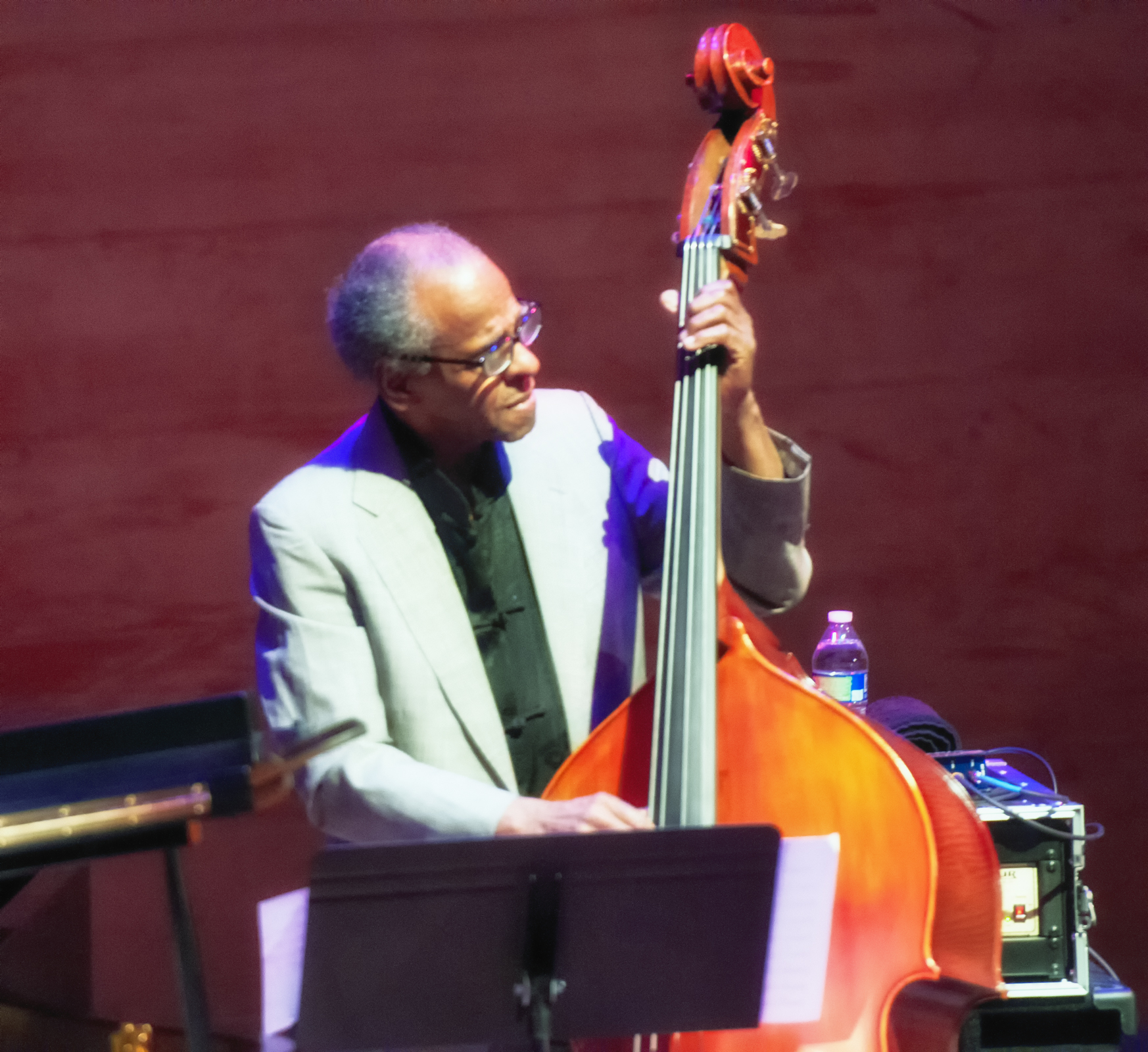 Cecil Mcbee With The Cookers At The Musical Instrument Museum (mim) In Phoenix