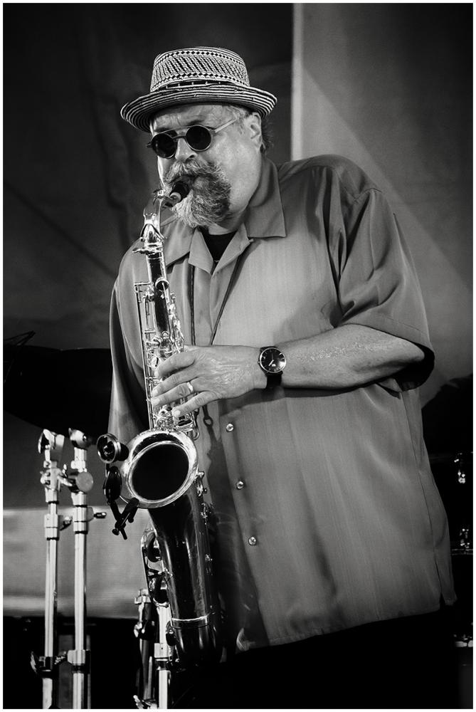 Joe Lovano with the John Scofield/Joe Lovano Quartet