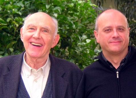 Roberto Magris and Herb Geller