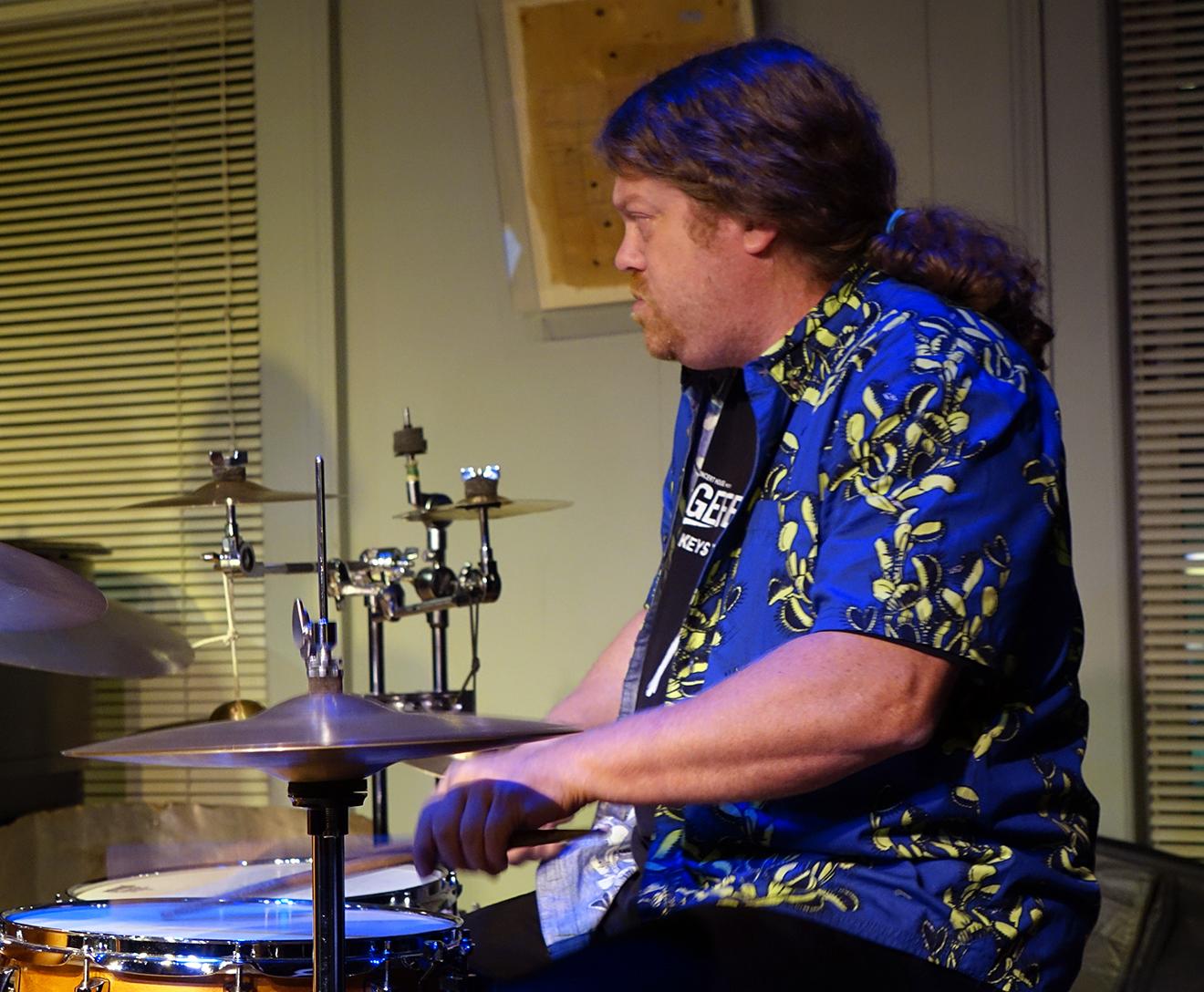 Andrew Drury at Edgefest 2015