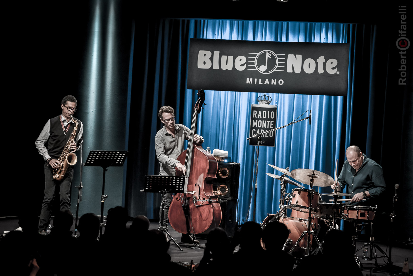Fly Trio at Bluenote in Milan