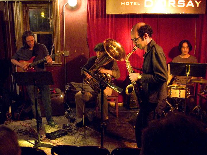 Dave Phelps 4tet (w/ Michal Attias, Marcus Rojas &Amp; Satoshi Takeishi) - Barbs 2007