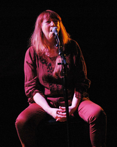 Sidsel Endresen at Molde Jazz 2010