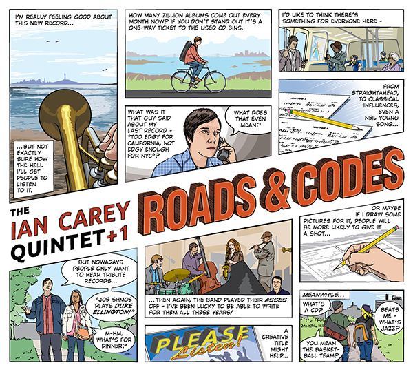 Roads & Codes (Cover)