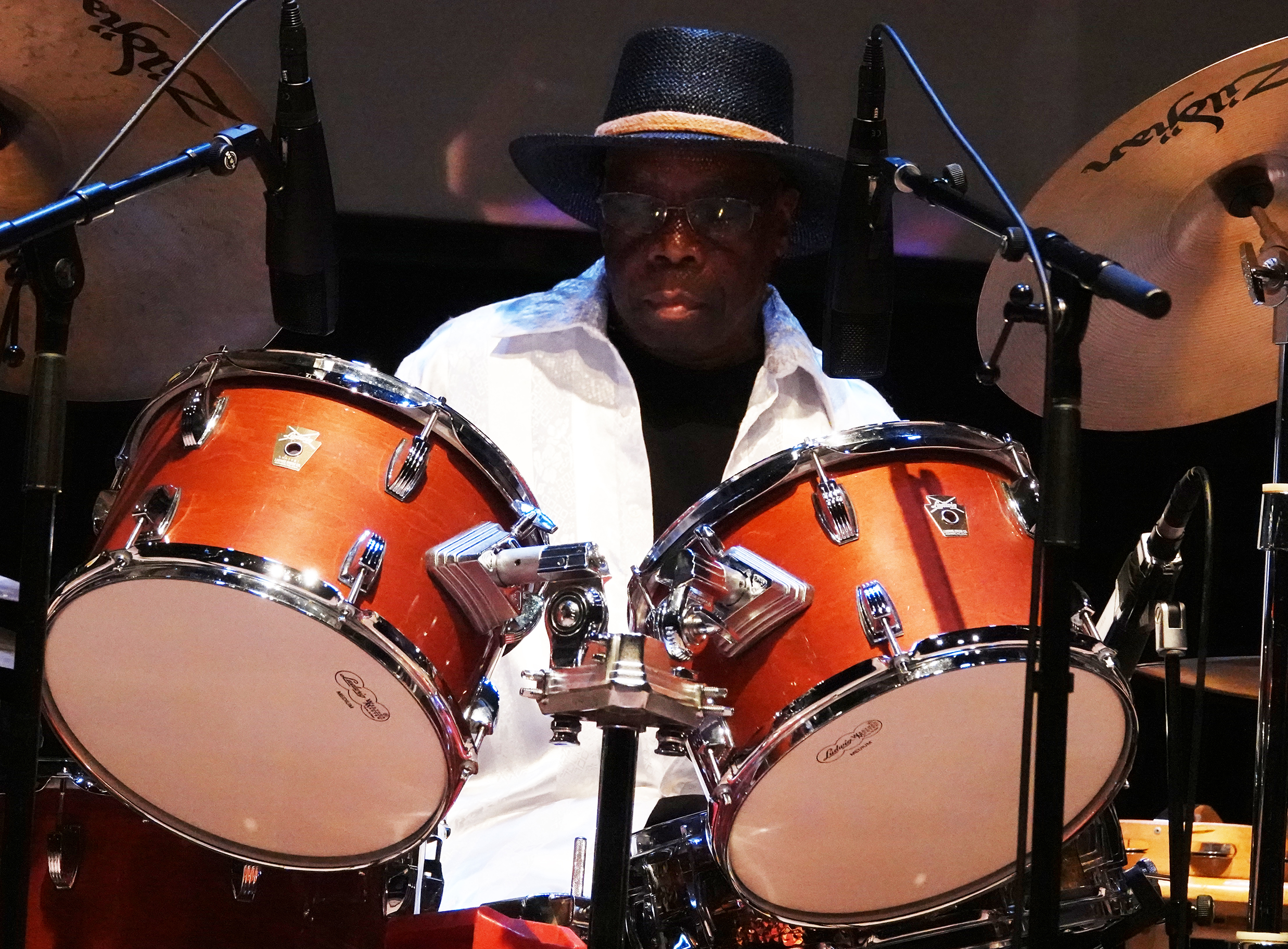 Andrew Cyrille at 24th Annual Vision Festival