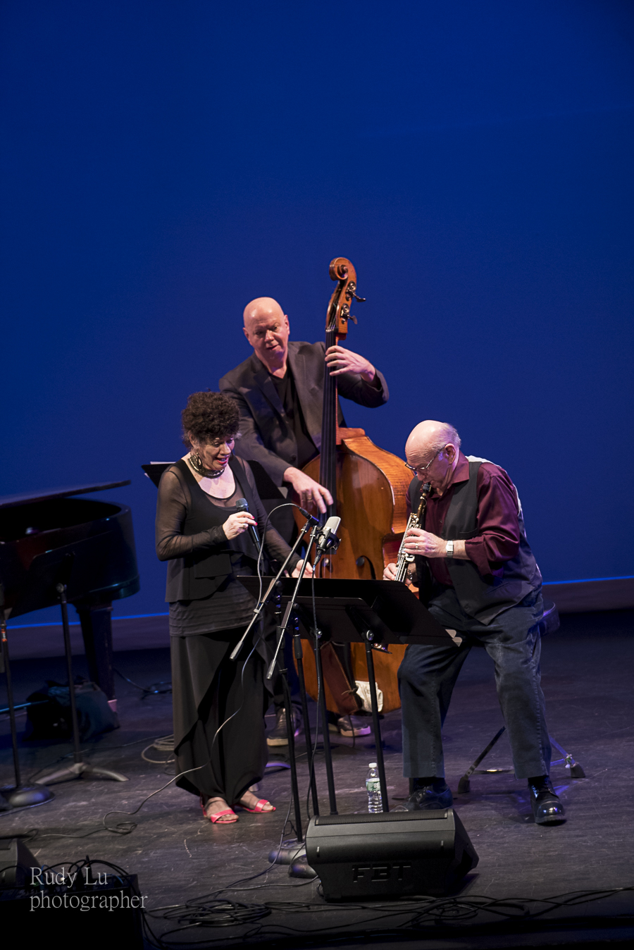 Jay Clayton, Jay Anderson, Dave Liebman