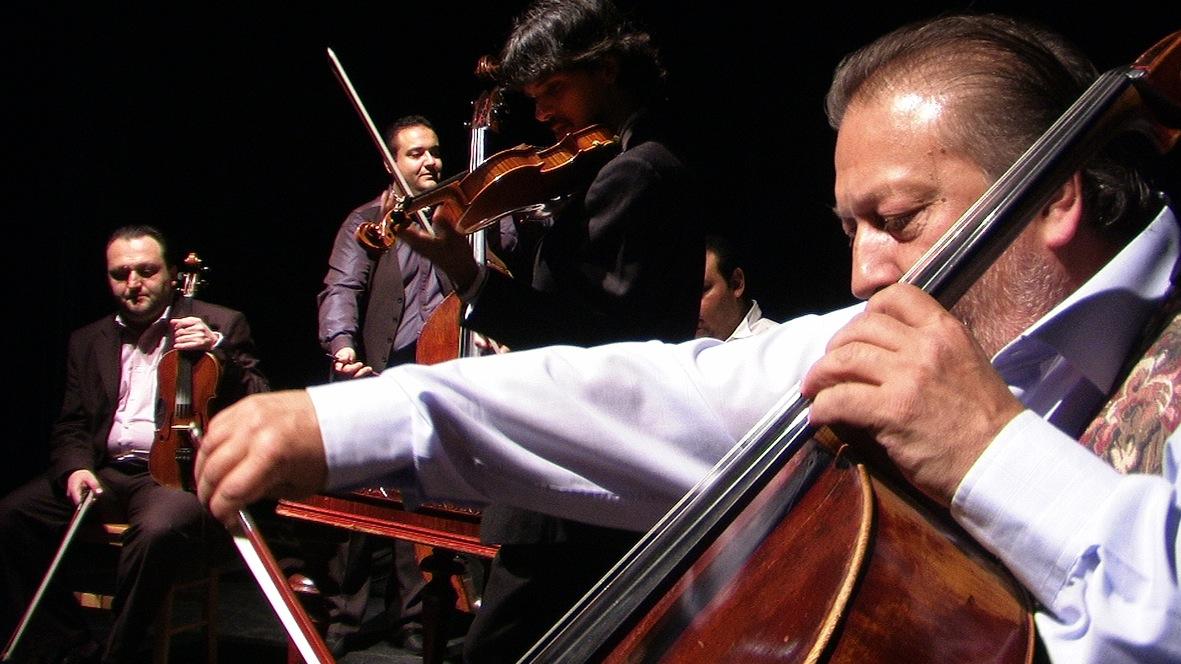 Tcha's Gypsy Orchestra