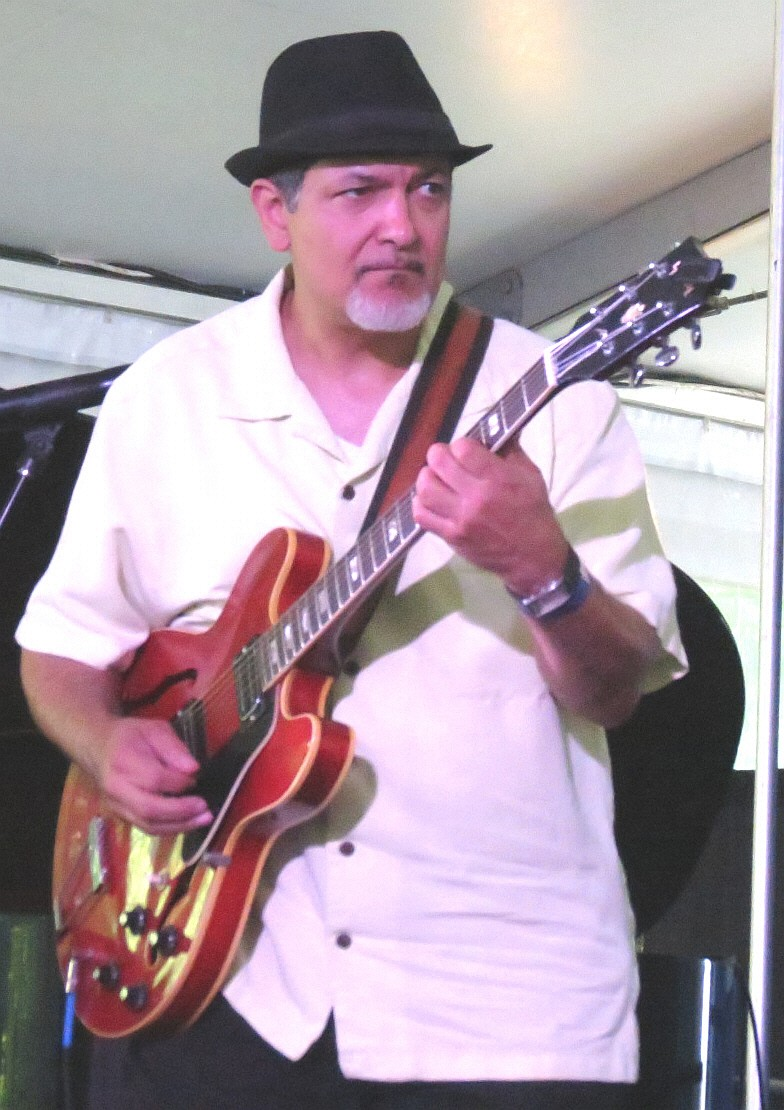Don vappie with evan christopher and clarinet road at 2013 chicago jazz festival