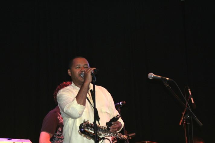 Najee @ Indy Jazzfest 9/18/2010