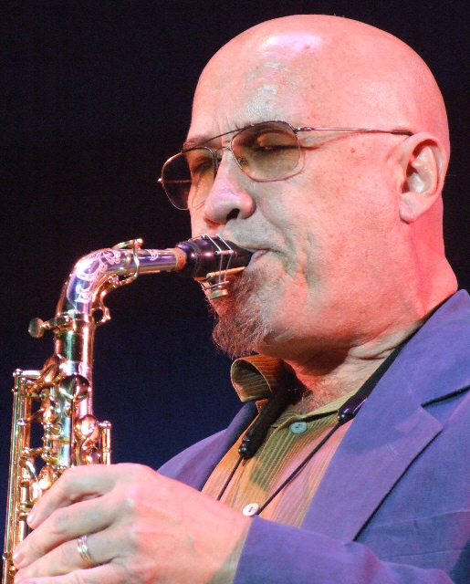 2006 Chicago Jazz Festival, Saturday: Steve Slagle with Joe Lovano Nonet