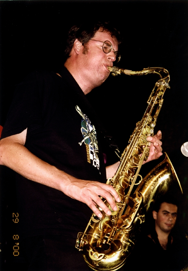 2000-08-29 Theo Travis, Red Sea Jazz Festival, Eilat, Israel