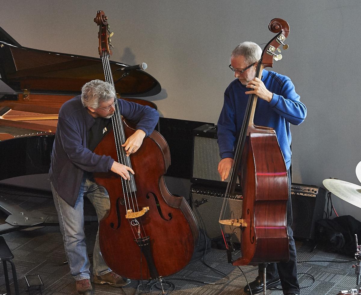 Jim Vivian & Dave Holland @ York University