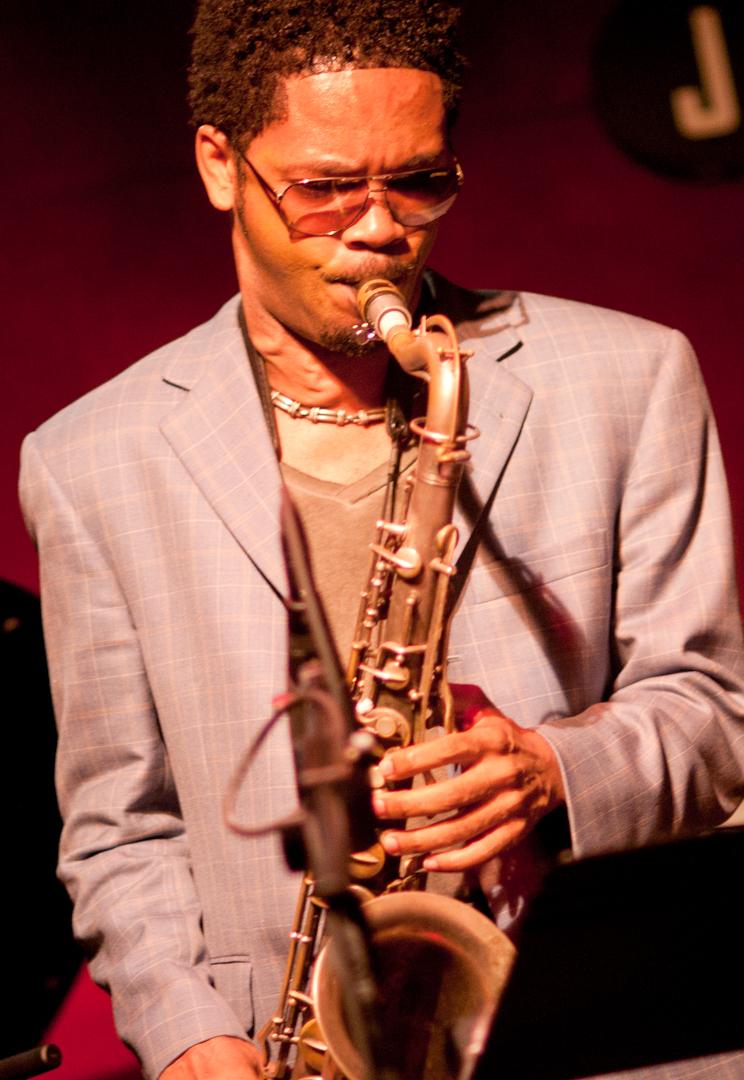 Mark Shim with Vijay Iyer Trio + 3 at Jazz Standard