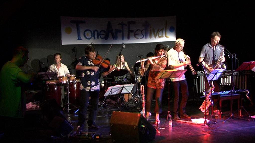 Alisio ensemble , copenhagen jazzfestival 2009
