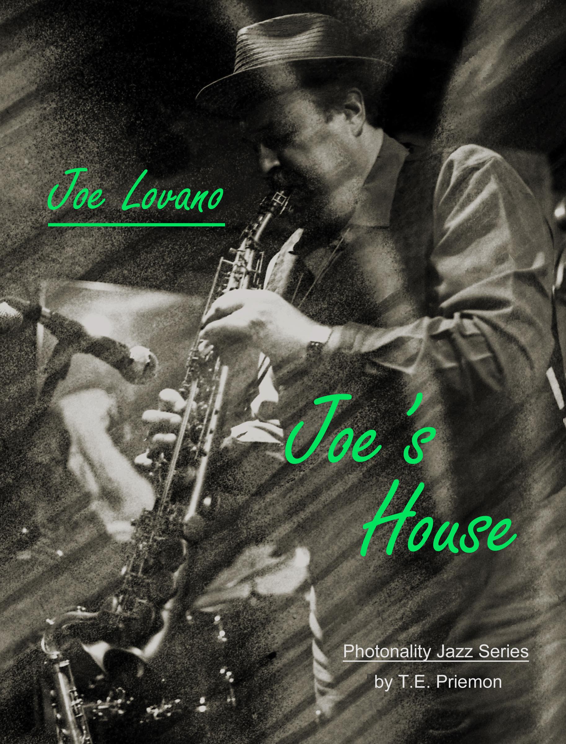 Joe's House with Joe Lovano