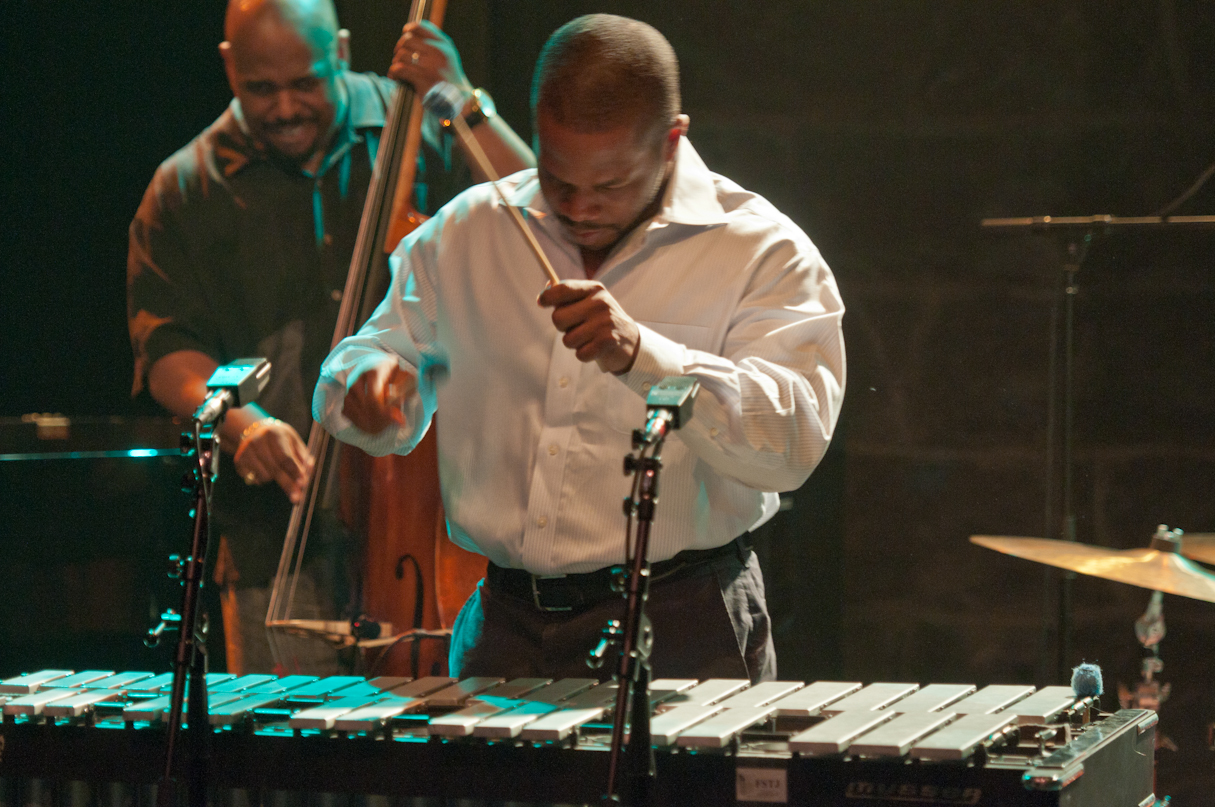 Warren Wolf Jr with Christian McBride and Inside Straight at the Montreal International Jazz Festival 2011