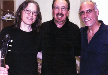 Roben Ford, Louie Shelton, Larry Carlton