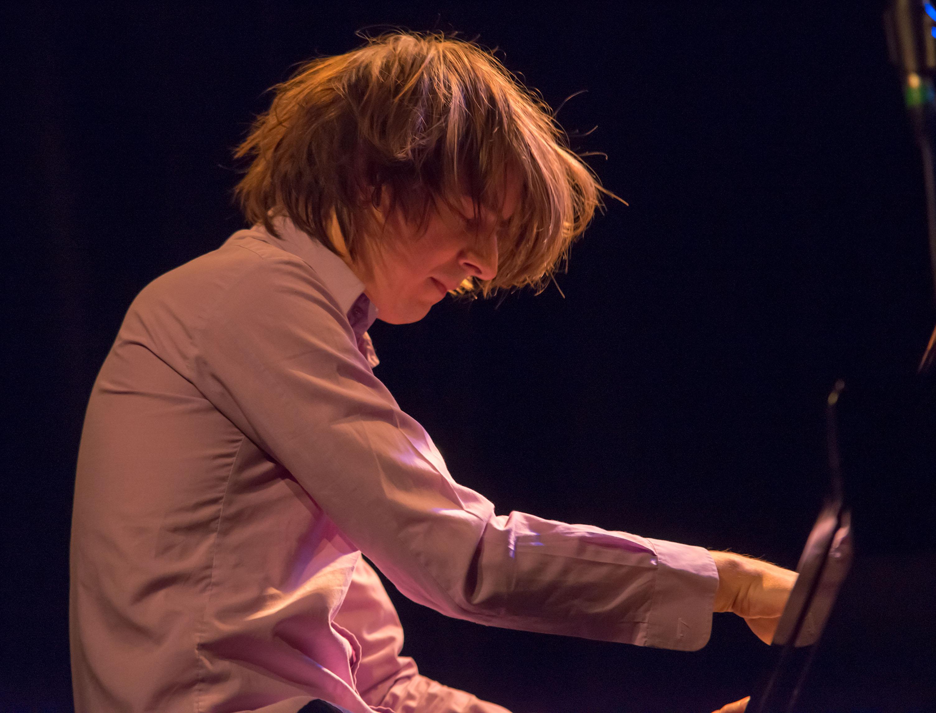 Michael Wollny's [em], 2012 Enjoy Jazz Festival