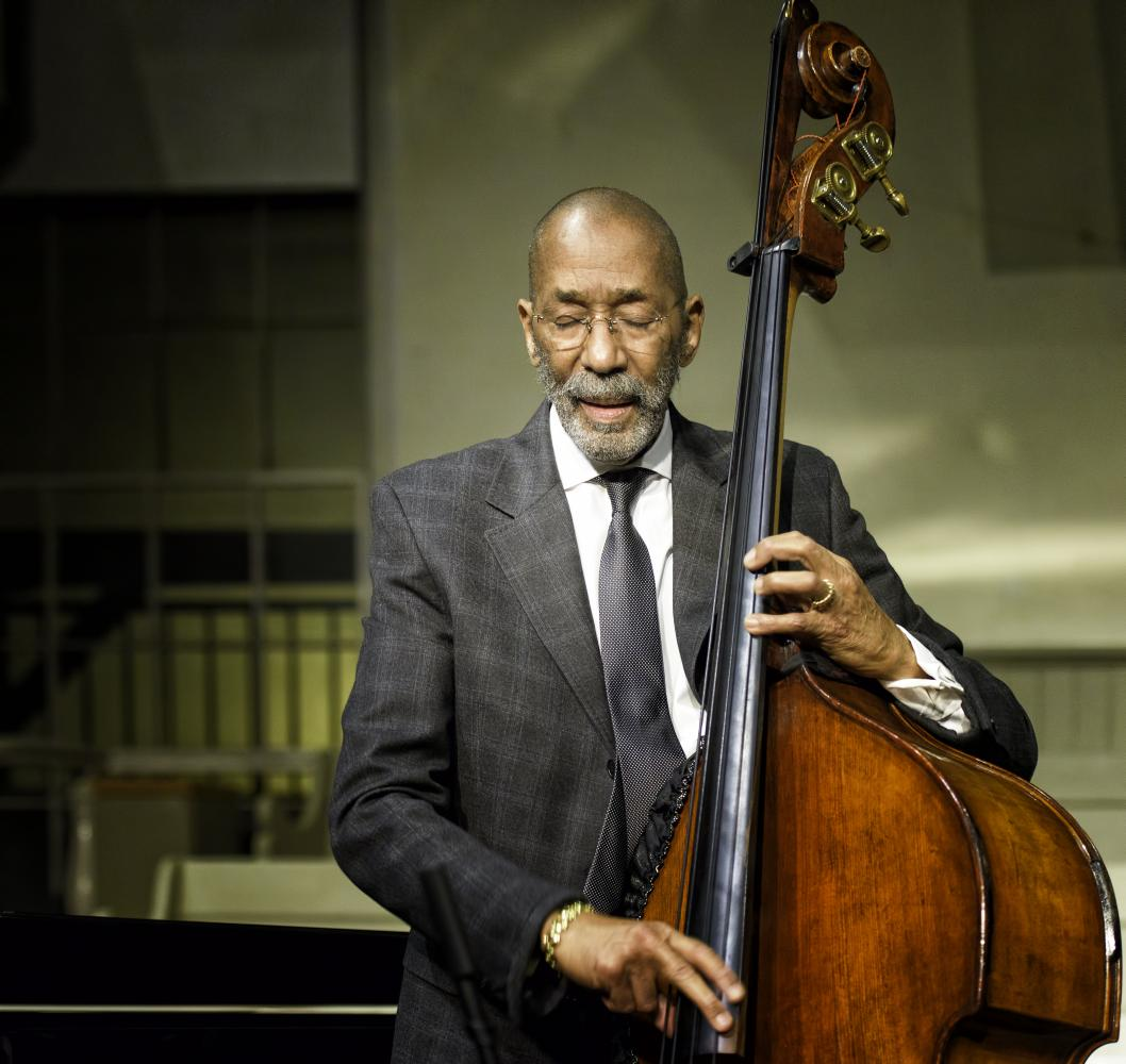 Ron Carter At The Jazz Legends For Disability Pride At The NYC Winter Jazzfest 2017