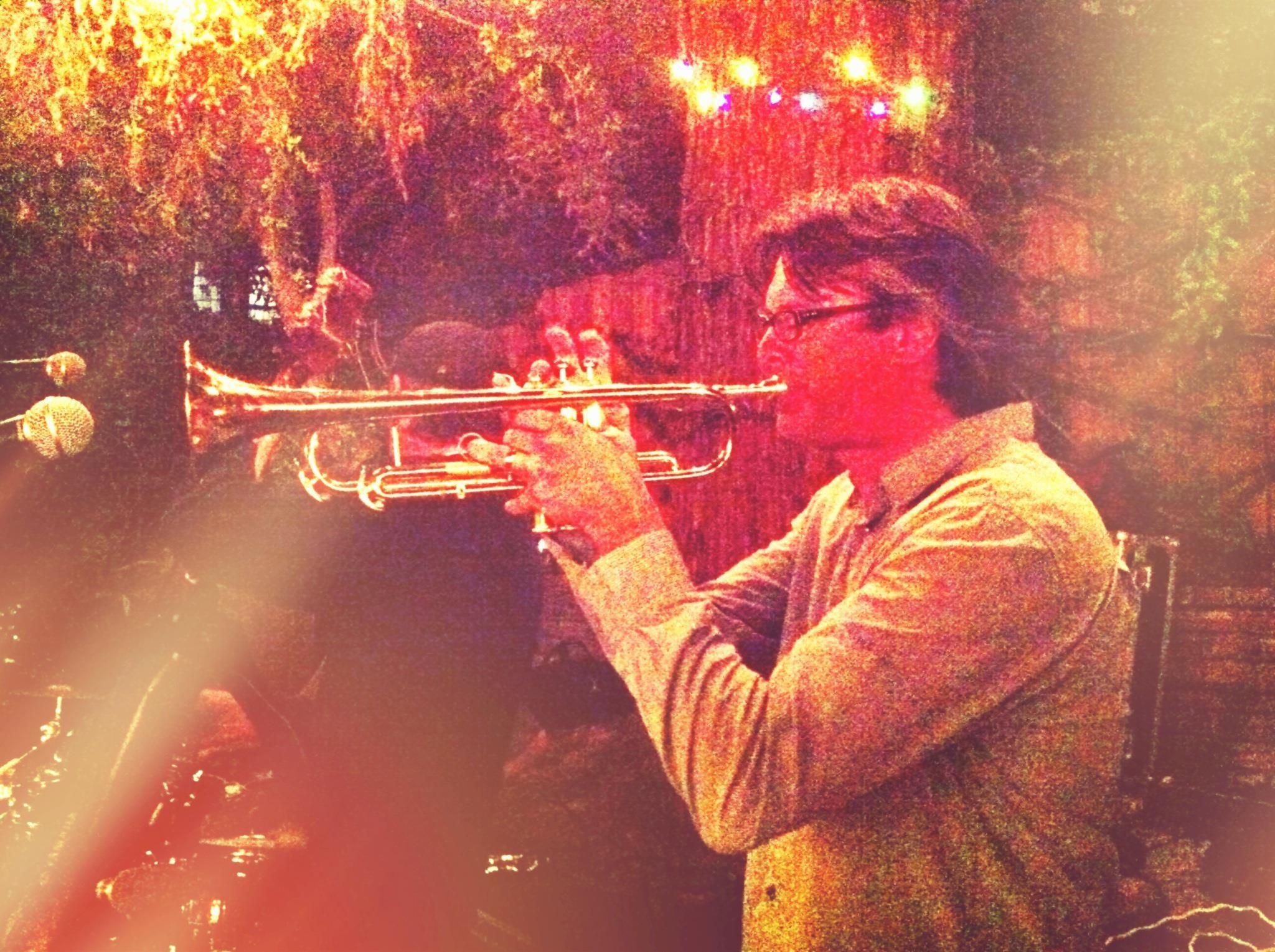 John Harrington @ The Jupiter in Berkeley