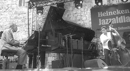 Bebo Valds - Javier Colina / San Sebastian 2005