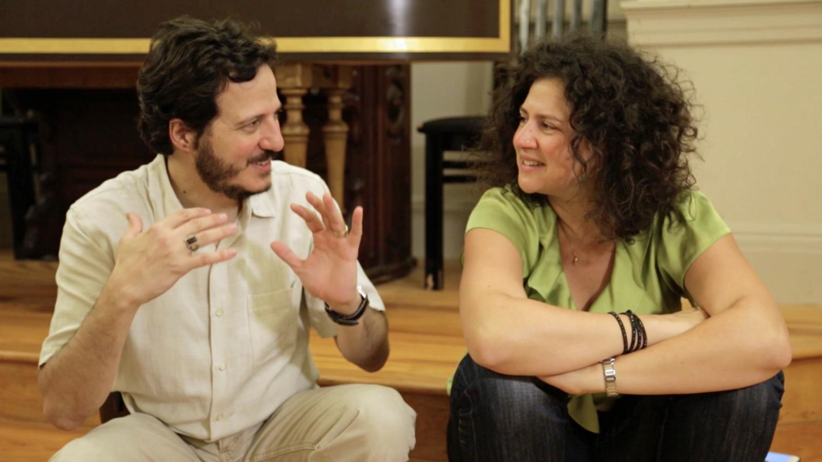 Mehmet and Anat Cohen